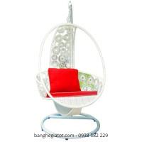 99 ghế trứng xích đu dây nhựa giả mây