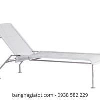 ghế tắm nắng bể bơi khung sắt
