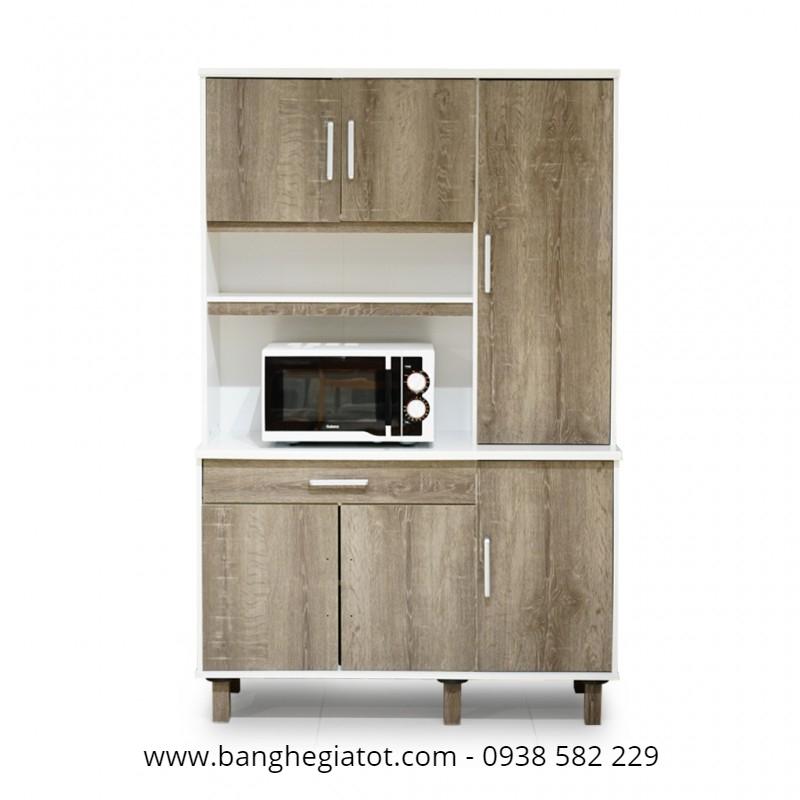 600+ tủ bếp gỗ đẹp