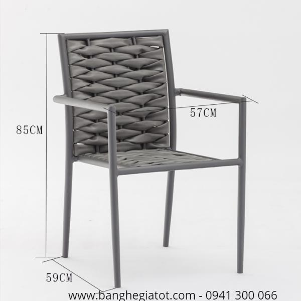 Bàn ghế nhựa mây tphcm