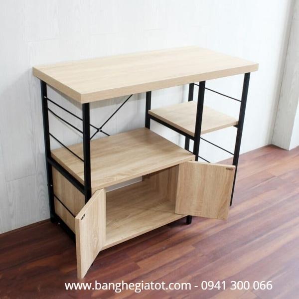 Cung cấp tủ bếp gỗ tại tphcm