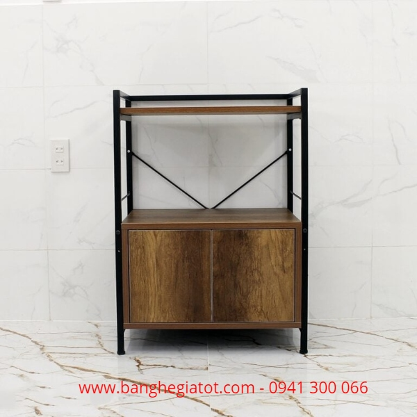 Tủ bếp gỗ công nghiệp giá rẻ