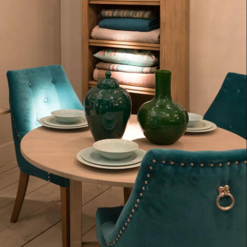 bàn ghế gỗ phòng ăn giá rẻ