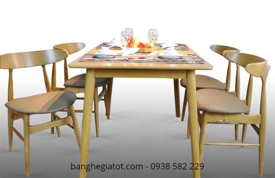 ghế gỗ phòng khách