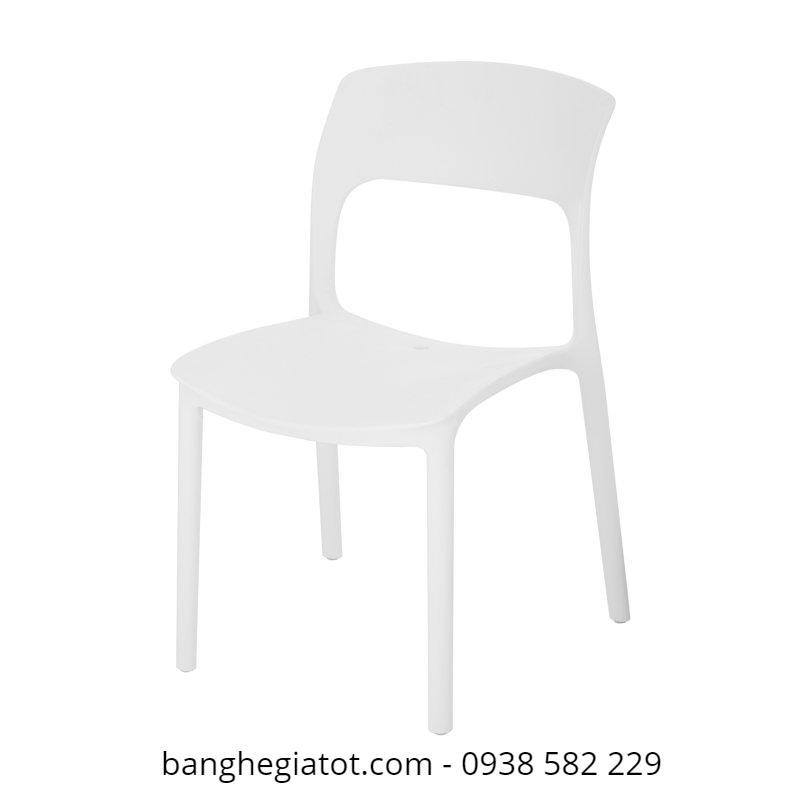 ghế nhựa dựa đẹp