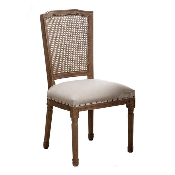 Ghế  gỗ Trần Bì 01
